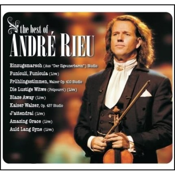 CD André Rieu - The Best Of