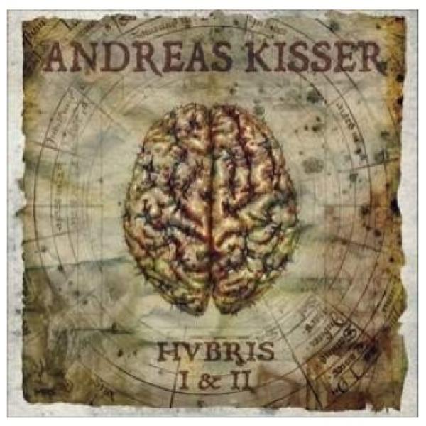 CD Andreas Kisser - Hubris I & II (DUPLO - Digipack)