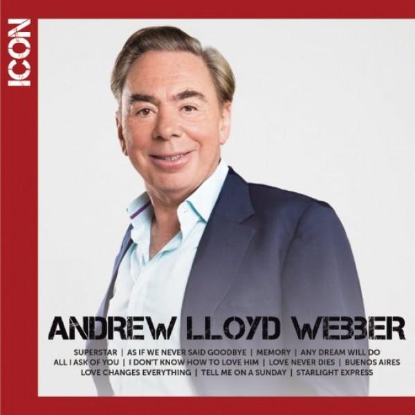 CD Andrew Lloyd Webber - Icon