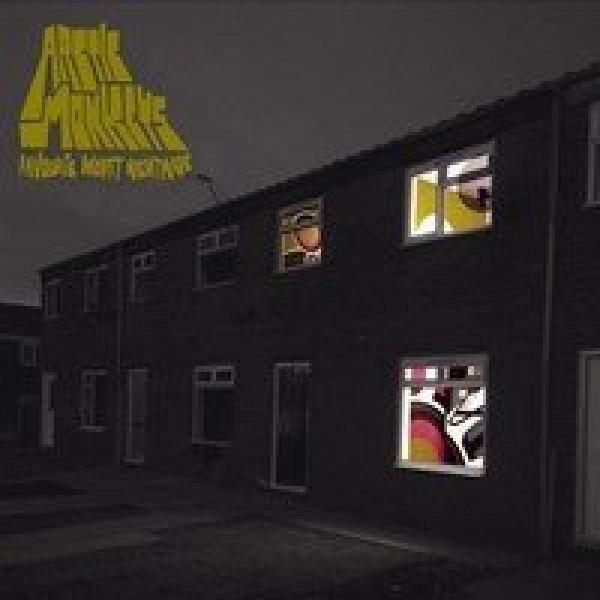 CD Arctic Monkeys - Favourite Worst Nightmare (Digipack) (IMPORTADO)
