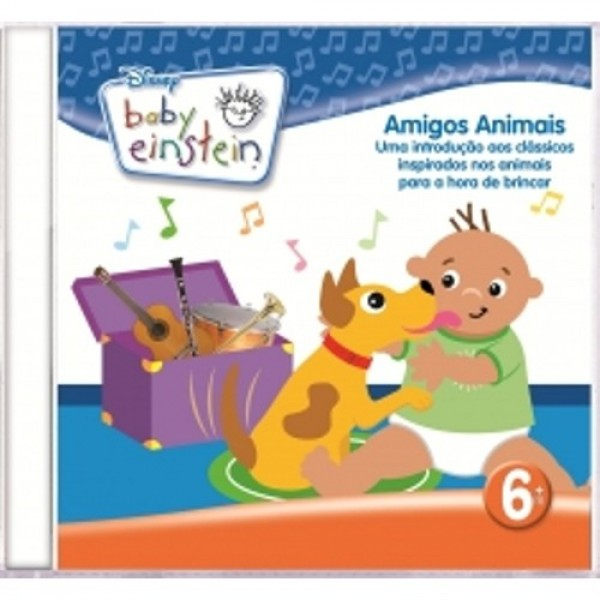 CD Baby Einstein - Amigos Animais