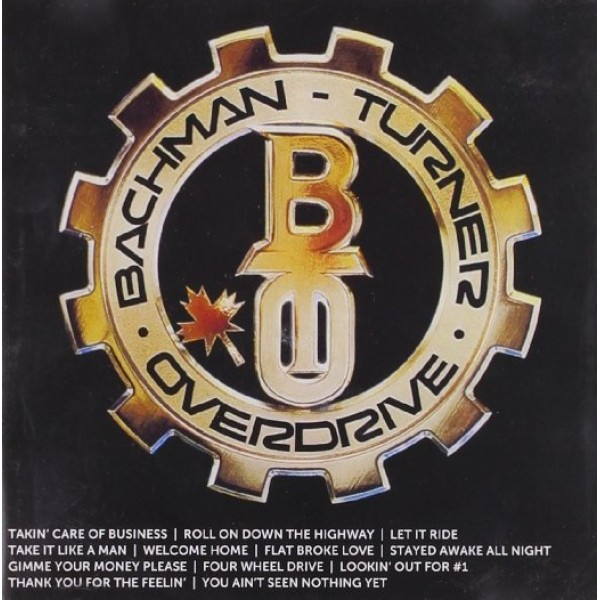 CD Bachman-Turner Overdrive - Icon