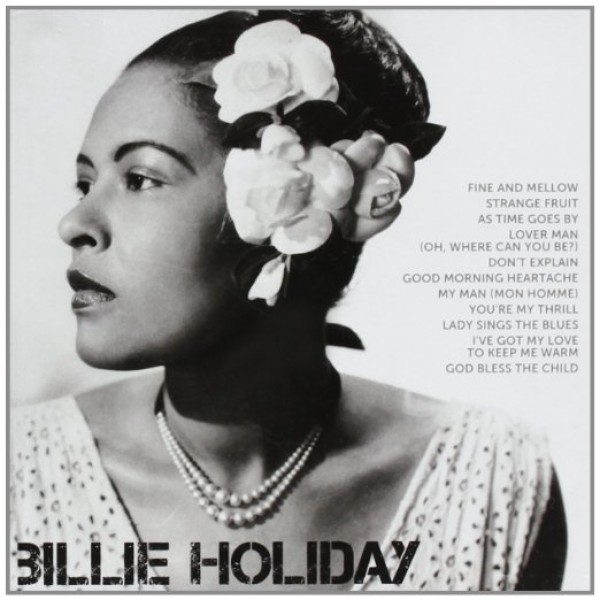 CD Billie Holiday - Icon
