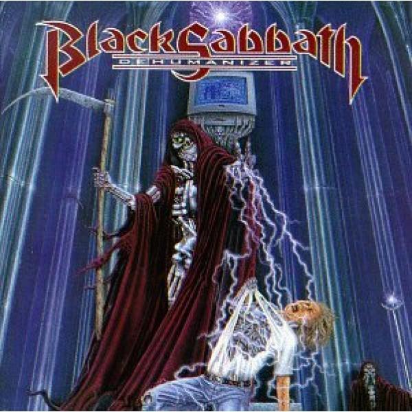 CD Black Sabbath - Dehumanizer (IMPORTADO)