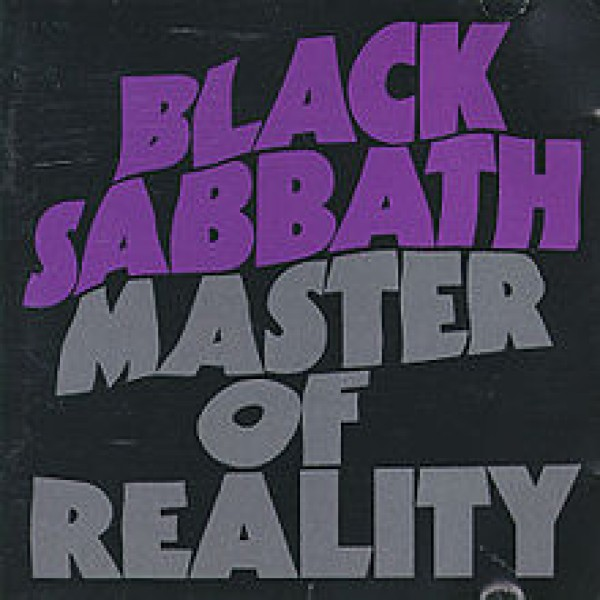 CD Black Sabbath - Master Of Reality