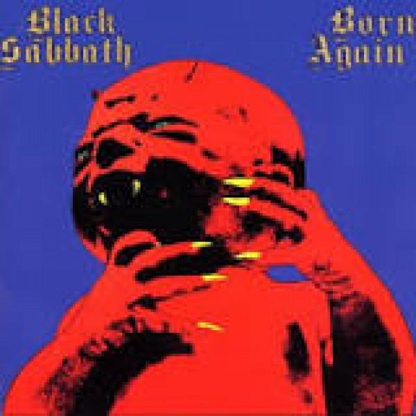 CD Black Sabbath - Born Again