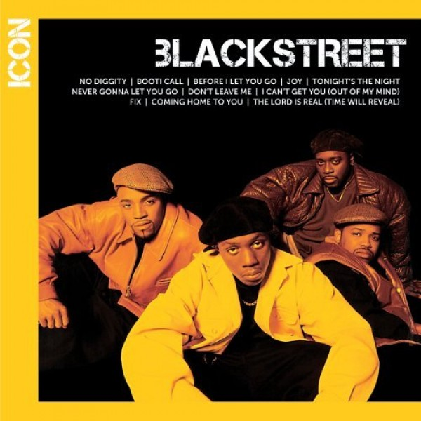 CD Blackstreet - Icon