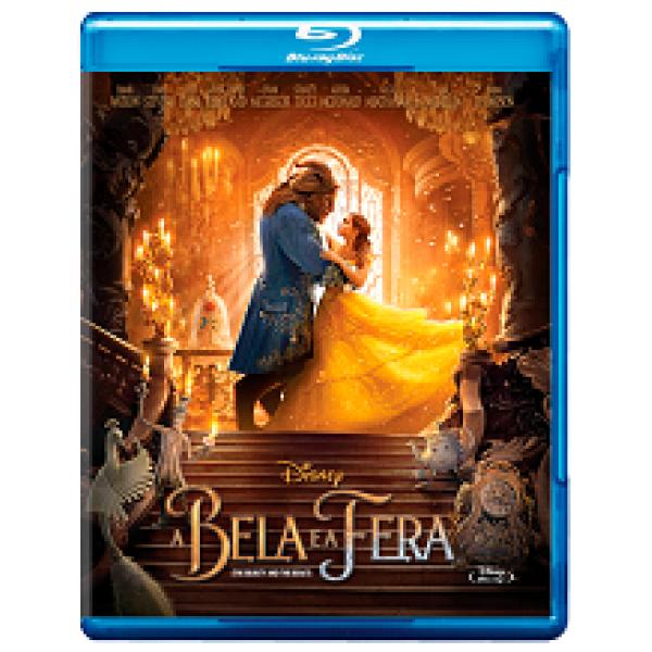 Blu-Ray A Bela E A Fera