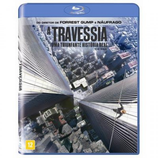 Blu-Ray A Travessia