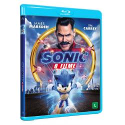 Blu-Ray Sonic - O Filme