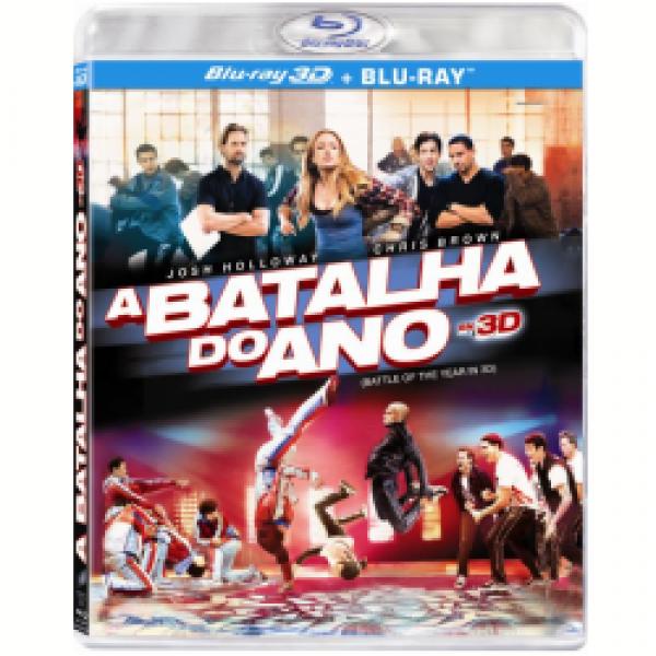 Blu-Ray 3D + Blu-Ray - A Batalha do Ano