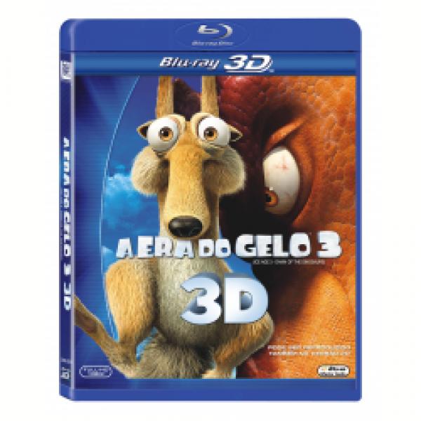 Blu-Ray 3D A Era do Gelo 3
