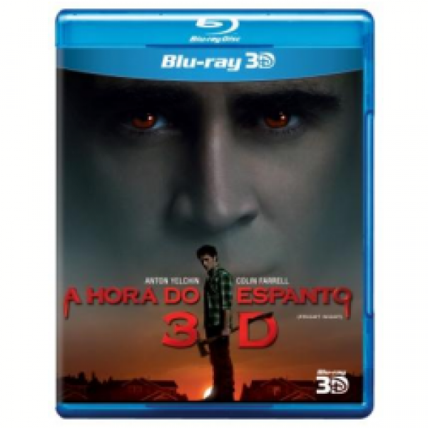 Blu-Ray 3D A Hora do Espanto