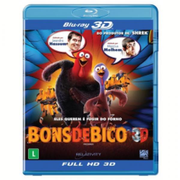 Blu-Ray 3D Bons de Bico