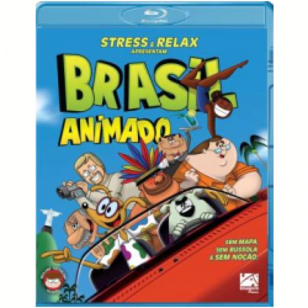 Blu-Ray 3D Brasil Animado