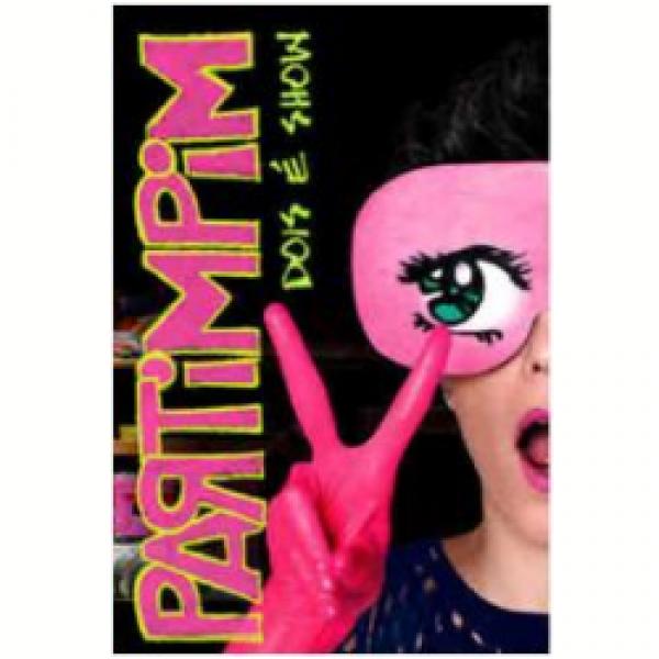 Blu-Ray Adriana Partimpim - Dois é Show