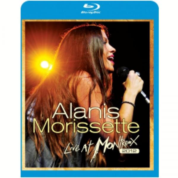 Blu-Ray Alanis Morissette - Live At Montreux (2012)