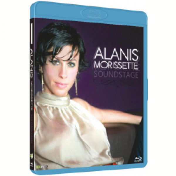 Blu-Ray Alanis Morissette - Soundstage