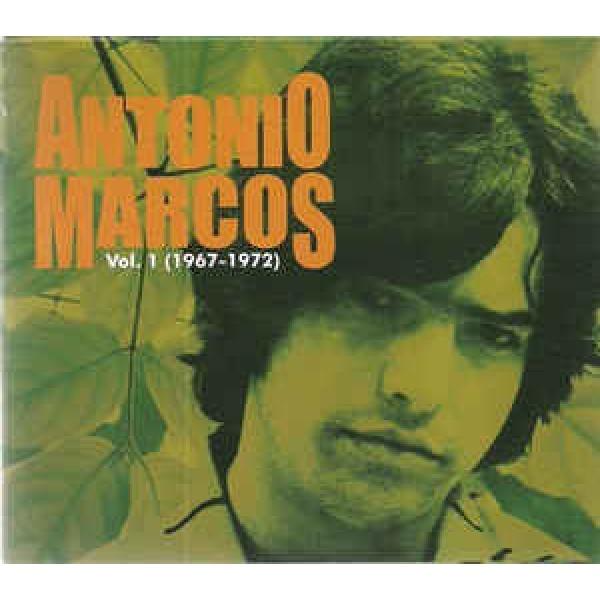 Box Antônio Marcos - Vol. 1: 1967-1972 (4 CD's)