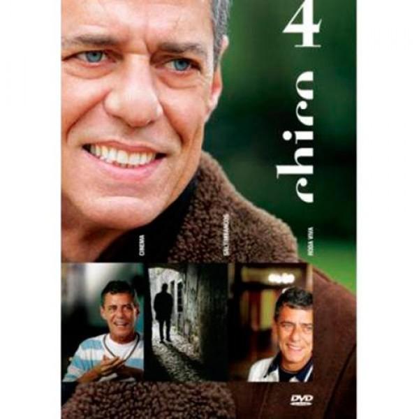 Box Chico Buarque - Vol. 4 (3 DVD's)
