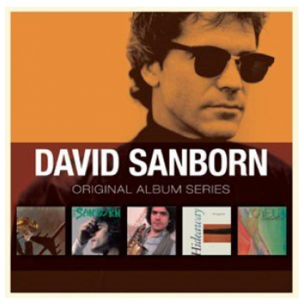 Box David Sanborn - Original Album Series (5 CD's)