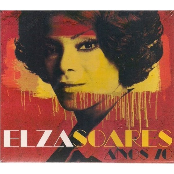 Box Elza Soares - Anos 70 (4 CD's)