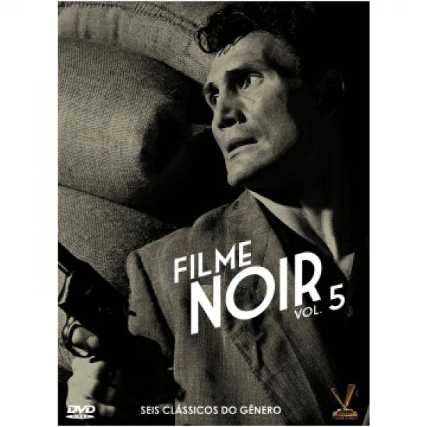Box Filme Noir Vol. 5 (3 DVD's)