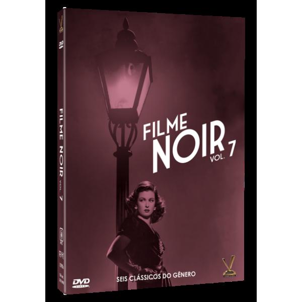 Box Filme Noir Vol. 7 (3 DVD's)
