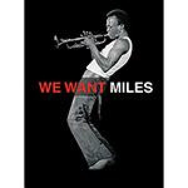 Box Miles Davis - We Want Miles (2 CD's + DVD)