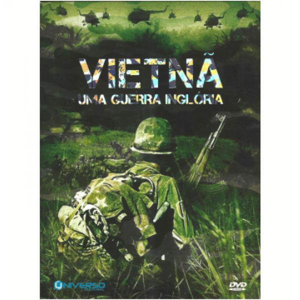 Box Vietnã - Uma Guerra Inglória (6 DVD's)