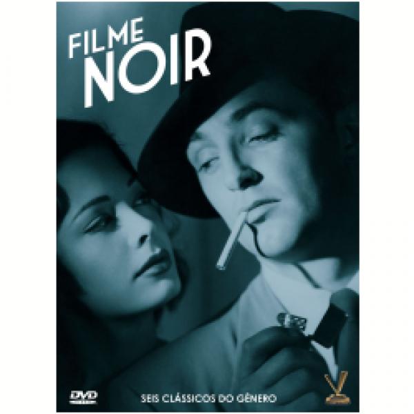 Box Filme Noir Vol. 1 (3 DVD's)