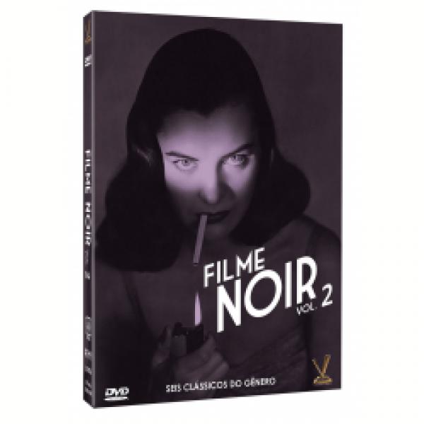 Box Filme Noir Vol. 2 (3 DVD's)