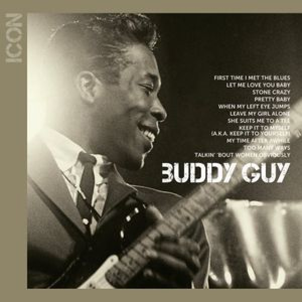 CD Buddy Guy - Icon