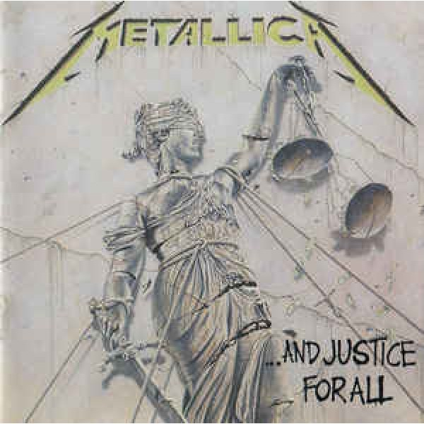 CD Metallica - ...And Justice For All