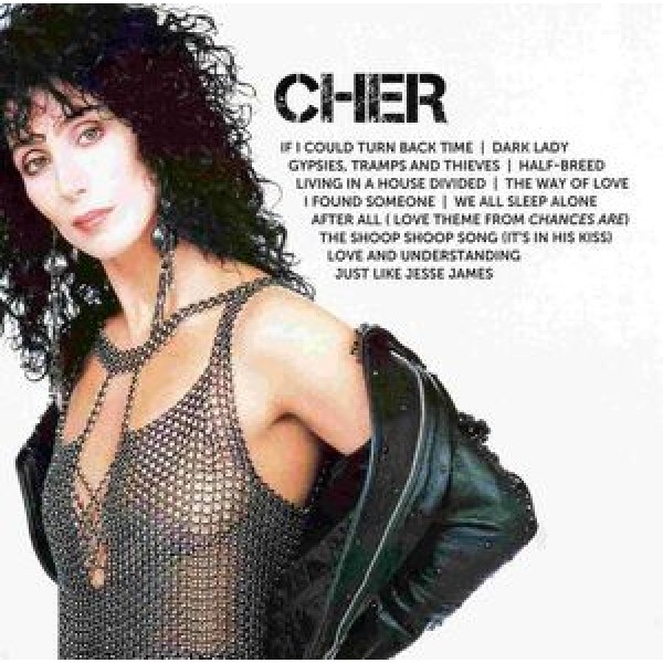 CD Cher - Icon