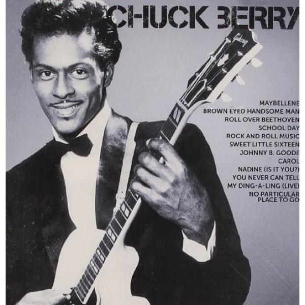 CD Chuck Berry - Icon