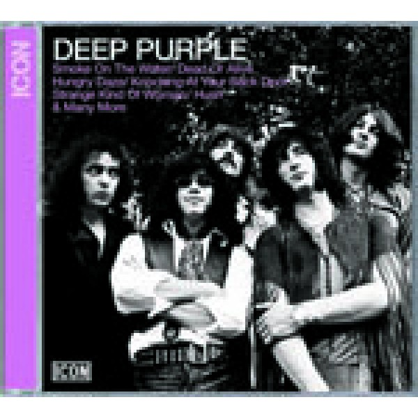 CD Deep Purple - Icon