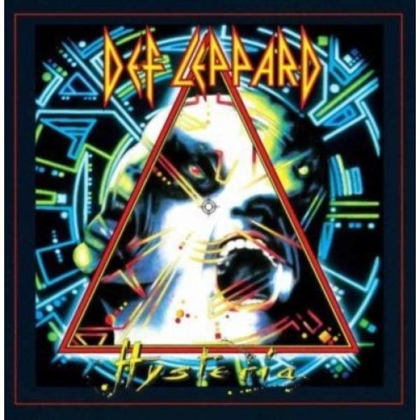 CD Def Leppard - Hysteria