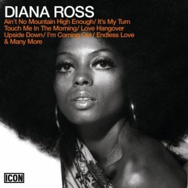 CD Diana Ross - Icon
