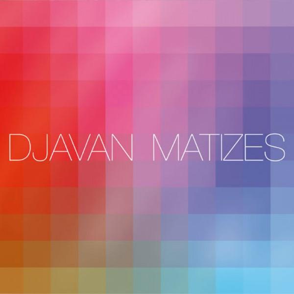 CD Djavan - Matizes