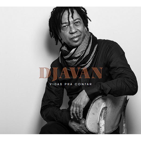 CD Djavan - Vidas Pra Contar