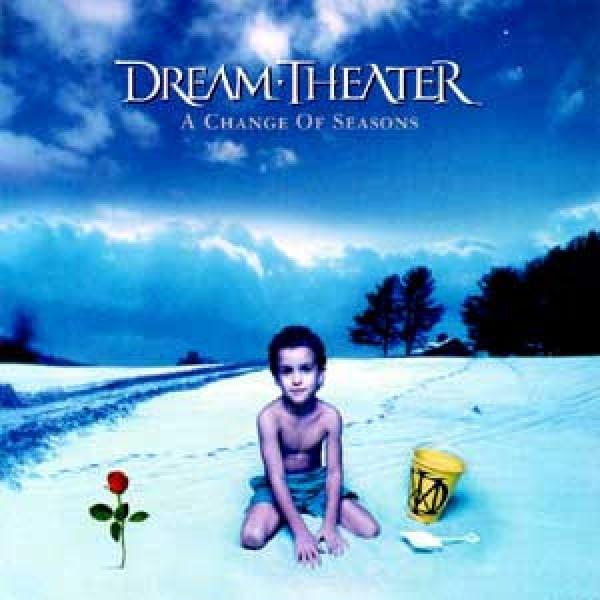 CD Dream Theater - A Change Of Seasons (IMPORTADO - ARGENTINA)