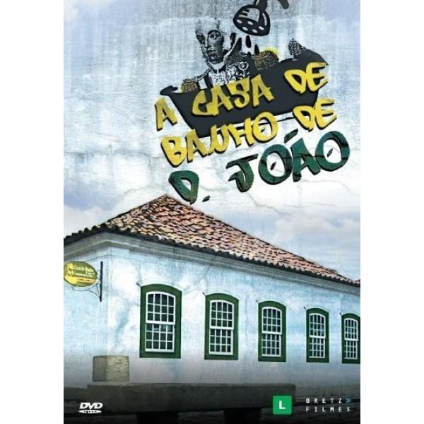 DVD A Casa De Banho de D. João