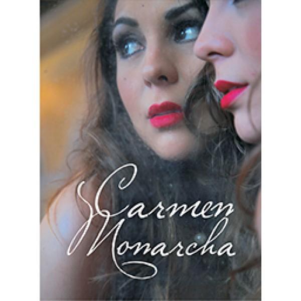 DVD + CD Carmen Monarcha - Carmen Monarcha