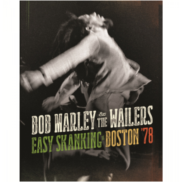 DVD + CD Bob Marley & The Wailers - Easy Skanking In Boston '78
