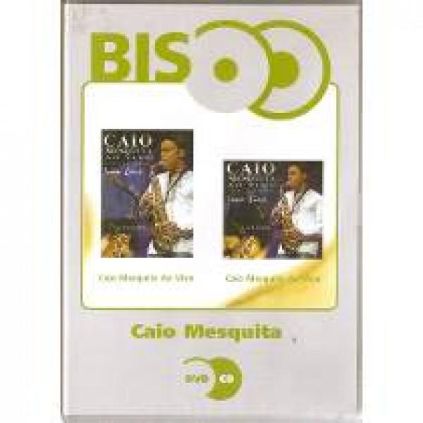 DVD + CD Caio Mesquita - Ao Vivo (Série Bis)
