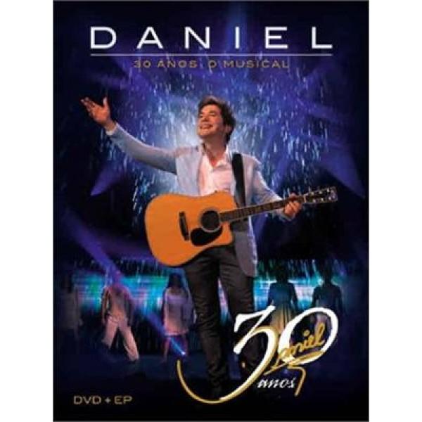 DVD + CD Daniel - 30 Anos: O Musical