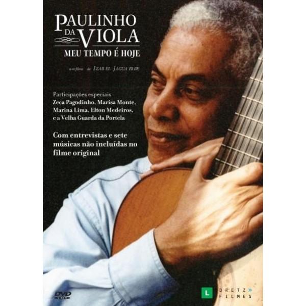 DVD Paulinho da Viola - Meu Tempo É Hoje
