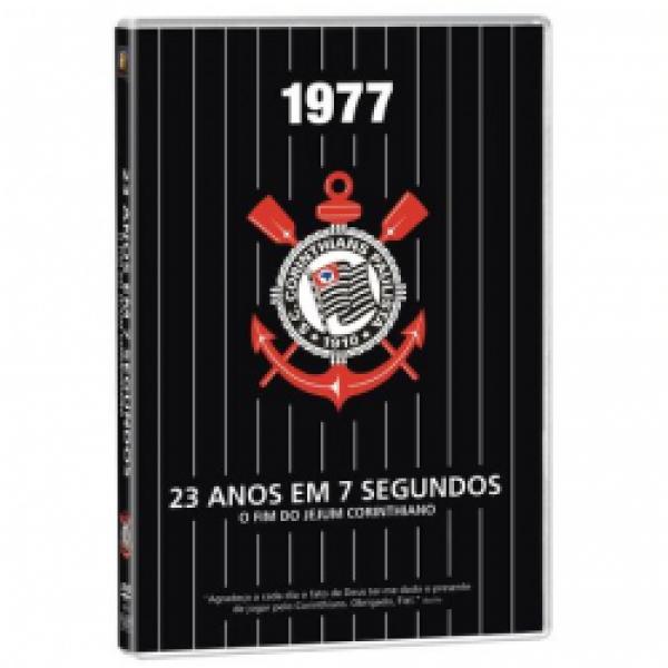 DVD 23 Anos Em 7 Segundos - O Fim do Jejum Corinthiano
