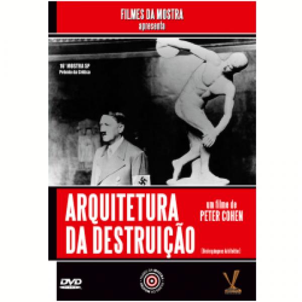 DVD Arquitetura da Destruição